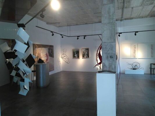 Hungry Earth - A call to awareness, installation view