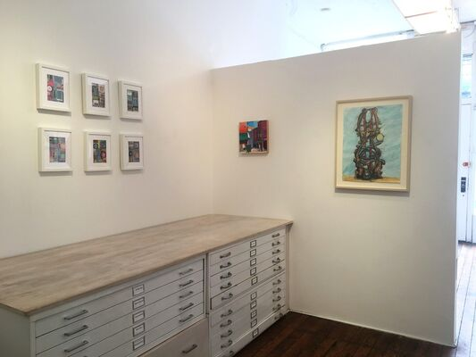 In Full Color, installation view