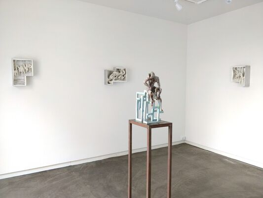Becoming Undone, installation view