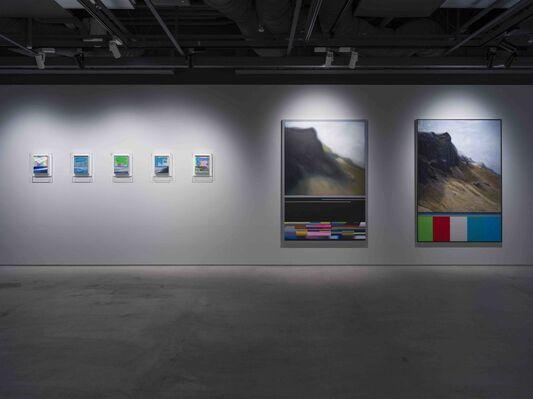 Romantic Depression, installation view