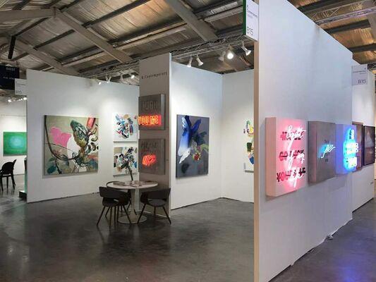 k contemporary at Art Aspen 2018, installation view