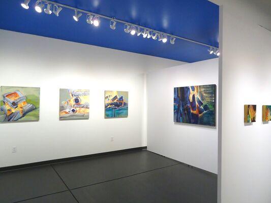 Susan D'Alessio, installation view