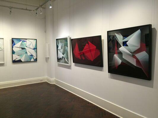 Zac Koukoravas: Supermodified, installation view