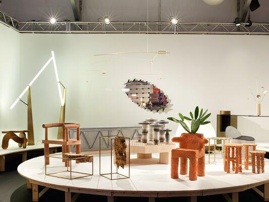 Patrick Parrish Gallery at Design Miami/ 2016, installation view
