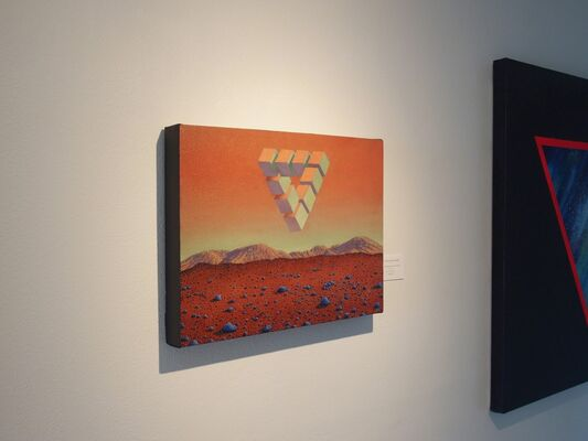 MARS, installation view