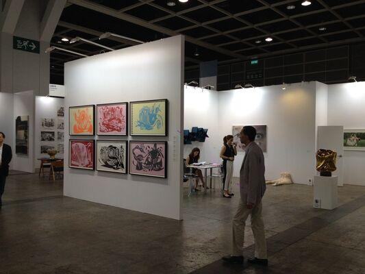 Galerist at Art Basel Hong Kong 2013, installation view