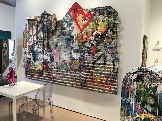Contessa Gallery at Palm Beach Modern + Contemporary 2018, installation view