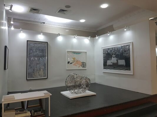 Goodman Gallery at ART X LAGOS 2016, installation view