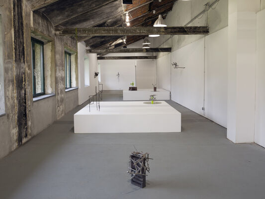 ATM at ARCOlisboa 2020 Online, installation view