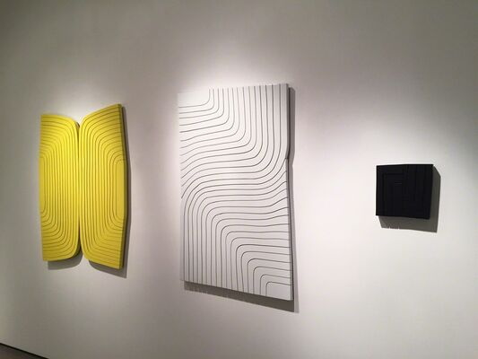 Andrew Zimmerman: New Paintings, installation view