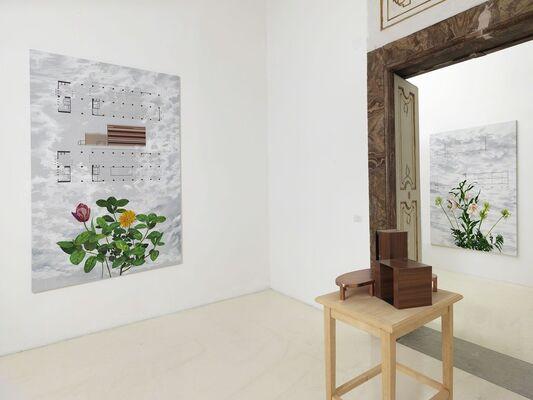 Lello Lopez - Assioma della memoria, installation view