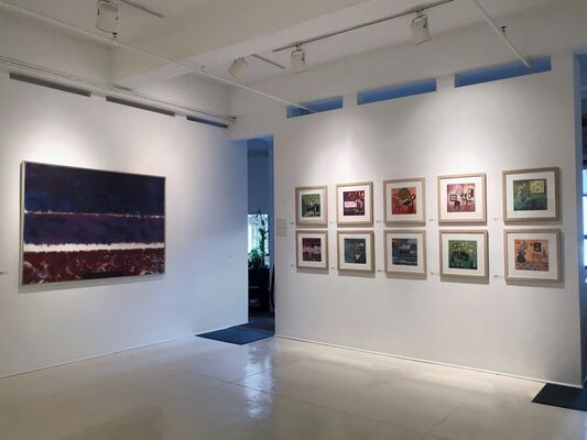 Gallery Artists Part XVI, installation view