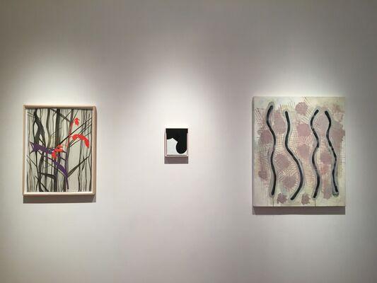 Deux Côtés / Two Sides, installation view
