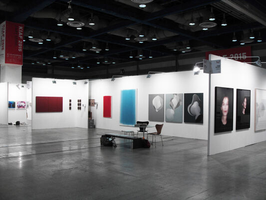 Gaain Gallery at KIAF 2016, installation view