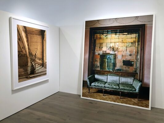 Michael Eastman, installation view