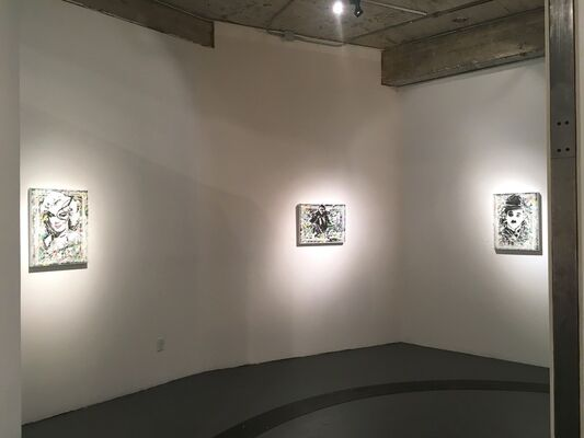 Crowd Pleasers, installation view