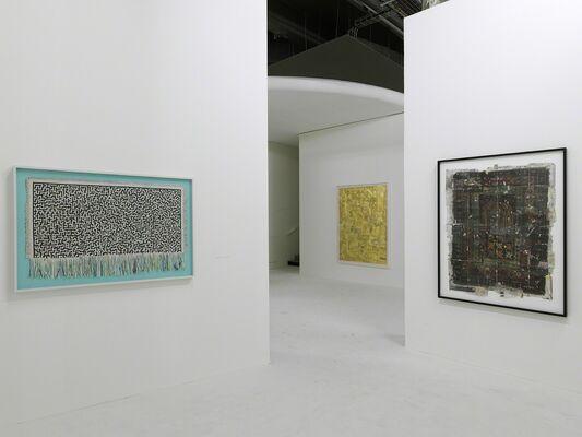 Simon Evans: Not Not Knocking On Heaven's Door, installation view