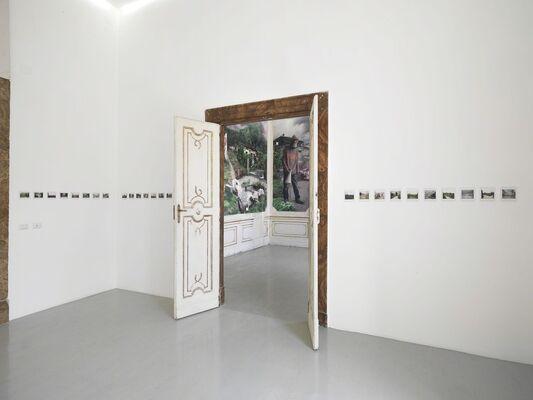 Botto & Bruno - Silent Walk, installation view