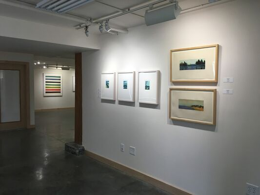 Suzanne Caporael: Prints, installation view