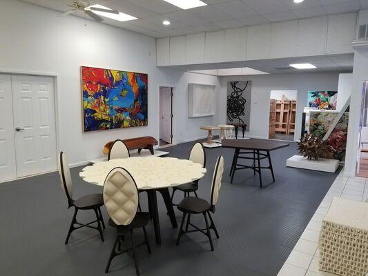 Inventory, installation view