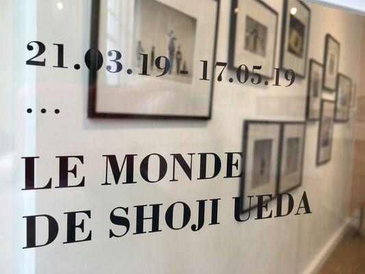 Le  Monde de Shoji Ueda, installation view