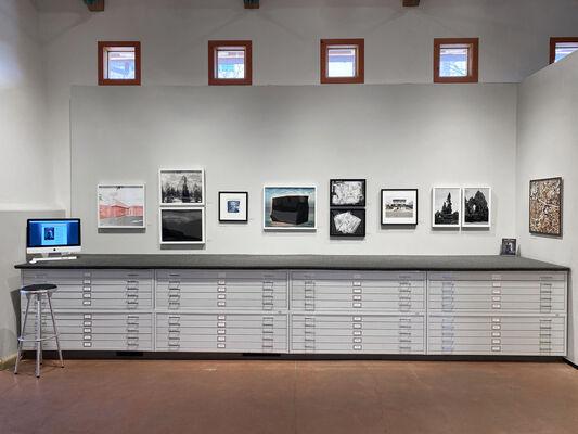 Fractured: 2020 Juried Exhibition, installation view