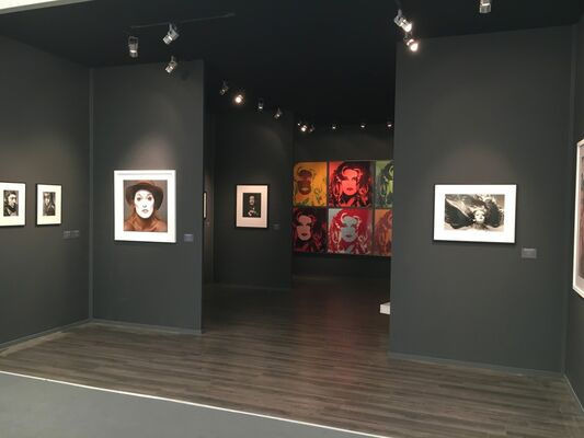 Bernheimer Fine Art at Frieze Masters 2017, installation view