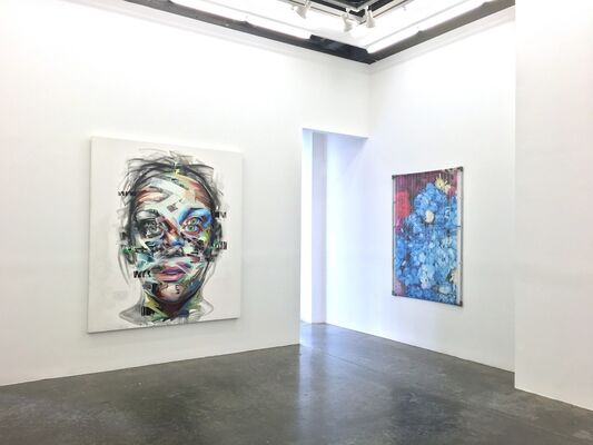 You Can't Always Get What You Want, installation view