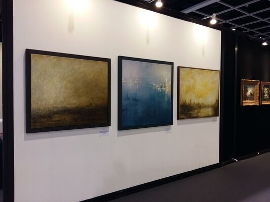 Tanya Baxter Contemporary at Fine Art Asia 2019, installation view