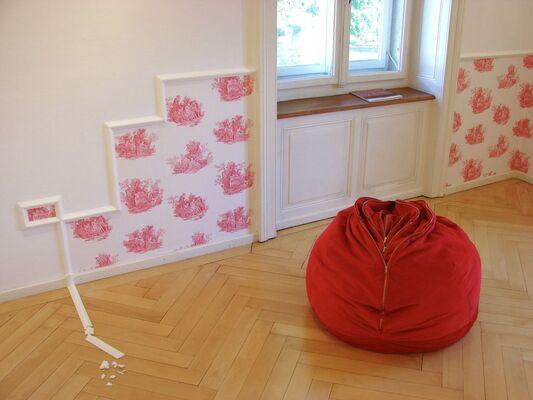 Elodie Antoine, installation view