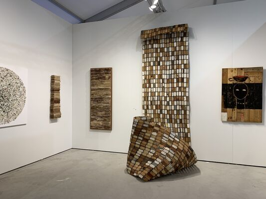 Pan American Art Projects at Art Miami 2019, installation view