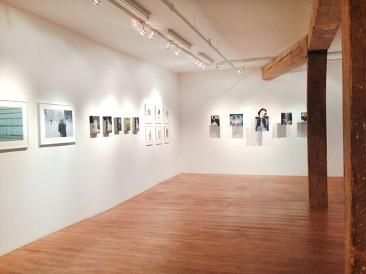 The Embroidered Image, installation view