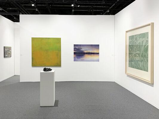 Monica De Cardenas at artgenève 2020, installation view