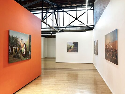 Wild Life in the Age of the Anthropocene, installation view