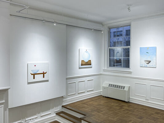 Emptying and Filling, installation view