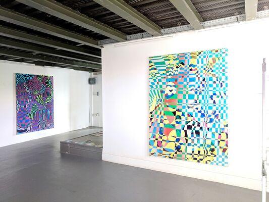 Roman  LIŠKA - Kissing with confidence, installation view