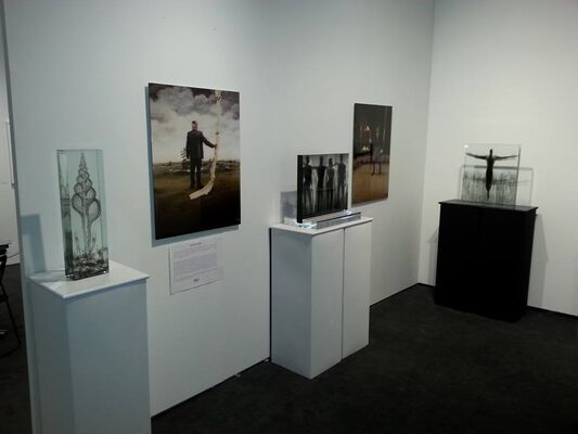 Paci contemporary at Photo London 2016, installation view