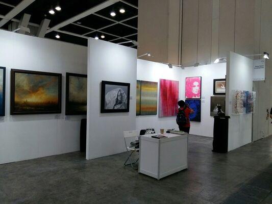 Tanya Baxter Contemporary at Affordable Art Fair Hong Kong 2018, installation view