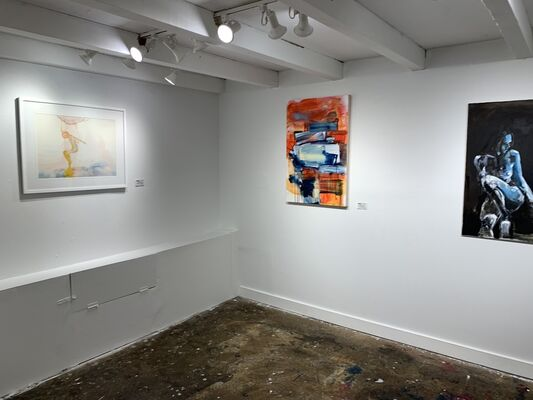 POWERHOUSE, installation view