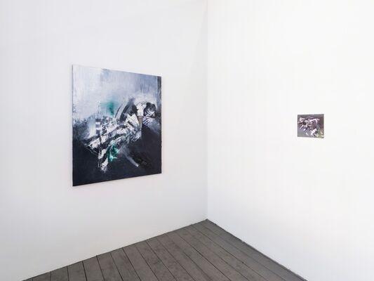 SPIEL Martin Paul Müller, installation view