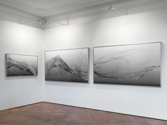 Dan Holdsworth - A Future Archeology, installation view