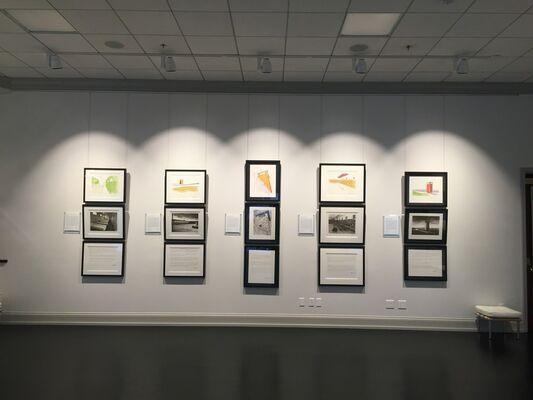 NELSON MANDELA: THE ARTIST, installation view