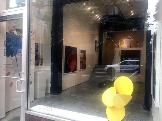 """""""THE WILD BUNCH""""- FEATURING BILLY SCHENCK, GREG MILLER + AMERICA MARTIN - New York, installation view"""