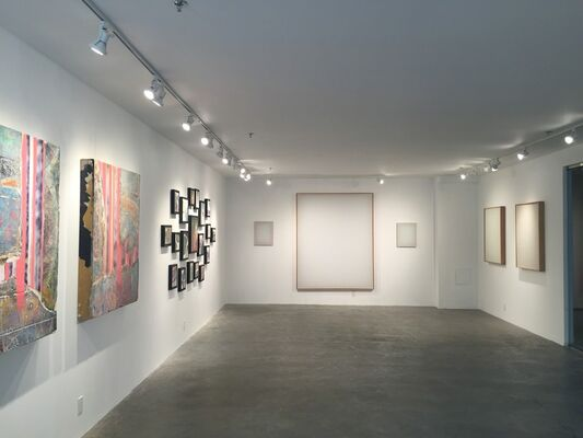 Here for Now, installation view