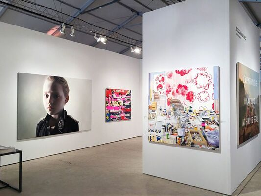 Modernism Inc. at Art Miami 2016, installation view