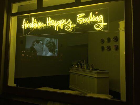 KREËMART x YOUSSEF NABIL - Arabian Happy Ending, installation view