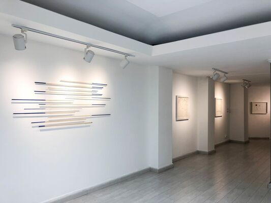Trama Inconclusa | Ariamna Contino & Alex Hernández, installation view