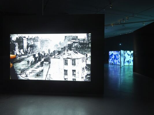 Close-Up – A New Generation of Film and Video Artists in the Netherlands, installation view