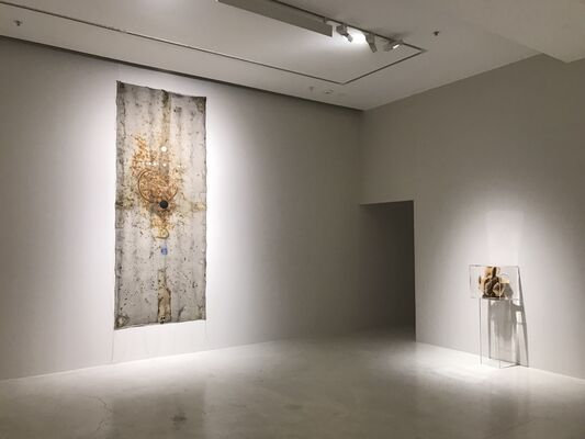 Accidents [Part I], installation view