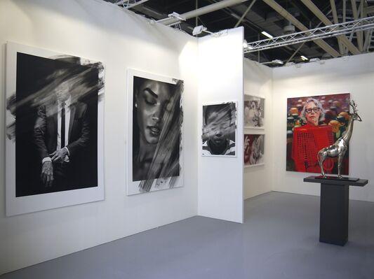 Mazel Galerie at Arte Fiera 2017, installation view